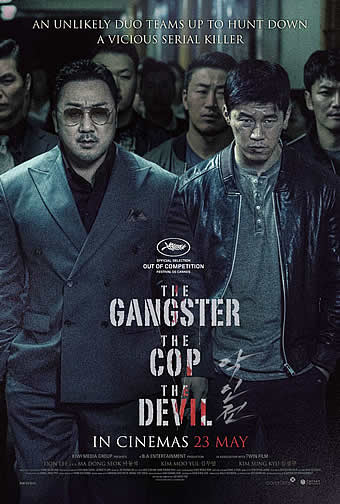 THE GANGSTER, THE COP, THE DEVIL (악인전) (2019)