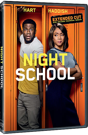 NIGHT SCHOOL DVD (2018)