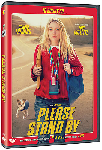 PLEASE STAND BY DVD (2017)