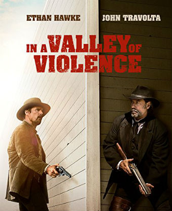 IN A VALLEY OF VIOLENCE DVD (2016)