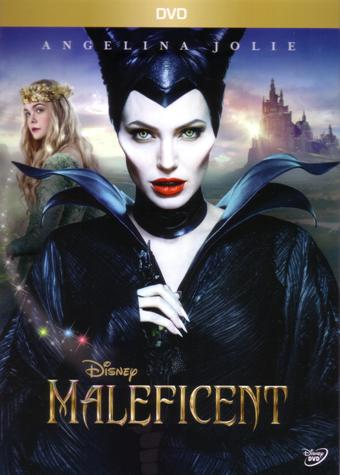 MALEFICENT DVD (2014)