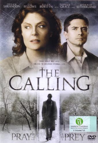 THE CALLING DVD (2014)