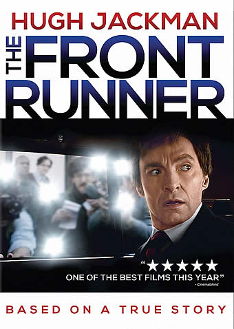 THE FRONT RUNNER DVD (2018)