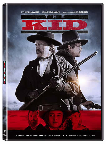 THE KID DVD (2019)