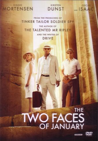 THE TWO FACES OF JANUARY DVD (2014)