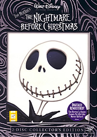 The Nightmare Before Christmas (2-Disc Collector's Edition DVD) (2008 ...