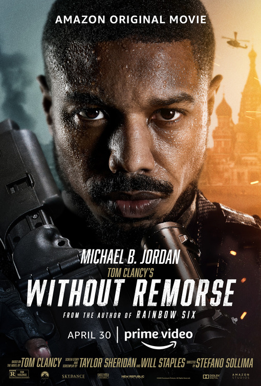 WITHOUT REMORSE (AMAZON PRIME) (2021)